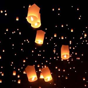 Loi Krathong, Amazing in the Dark