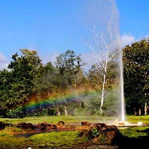 Sankhampaeng Hot Springs