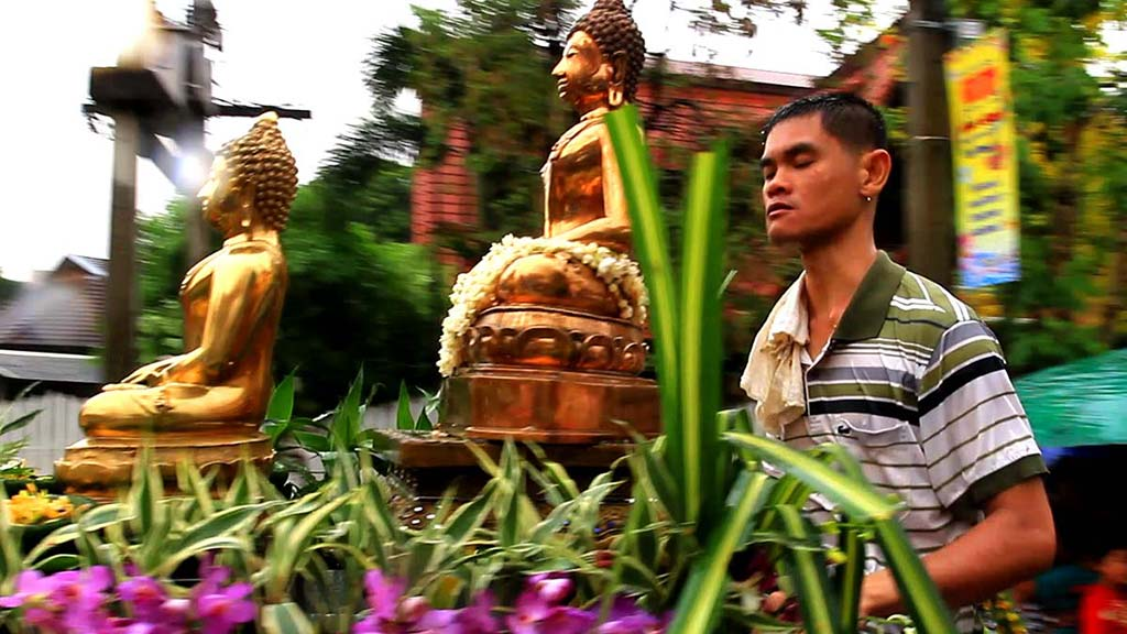 Songkran, Chiang Mai.